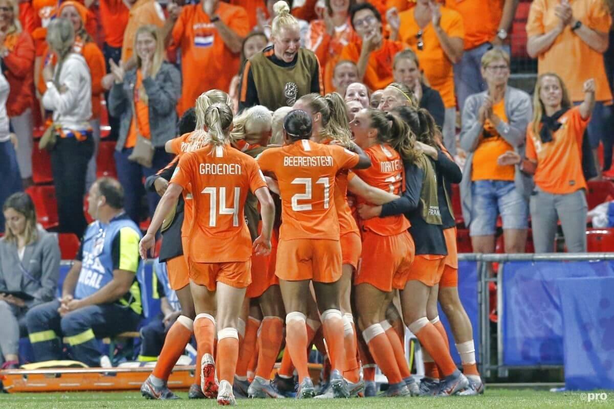 Wanneer spelen de Oranje Leeuwinnen de kwartfinale?