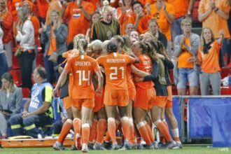 Wanneer spelen de Oranje Leeuwinnen in de kwartfinale?