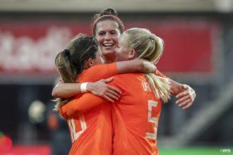 Toch wijziging bij Oranje Leeuwinnen tegen Canada