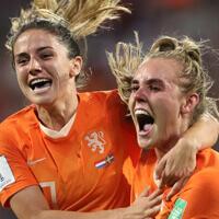 Live Oranje Leeuwinnen tegen Verenigde Staten