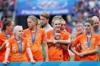 Dit bedrag mag Oranje bijschrijven na zilveren medaille