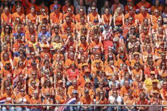 Geen Oranjefanzone- en parade voorafgaand aan halve finale