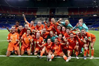 Leeuwinnen maken door WK flinke sprong op FIFA-ranking