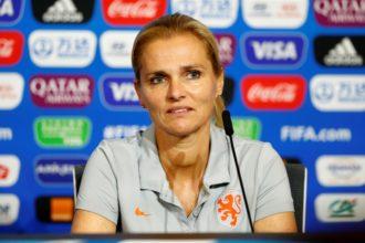 De vermoedelijke opstelling voor Oranje Leeuwinnen – Zweden
