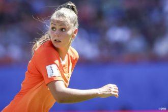 Gaat Lieke Martens de WK-finale wel spelen?
