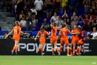 Finale WK 2019: Oranje Leeuwinnen – Verenigde Staten