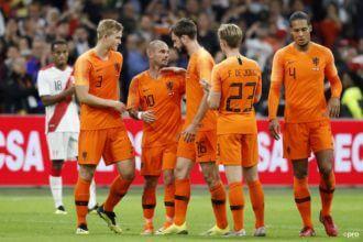 Drie Oranjespelers genomineerd voor FIFA-elftal