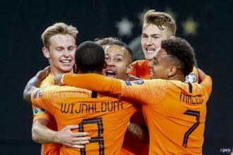 Malen scoort bij debuut tegen Duitsland