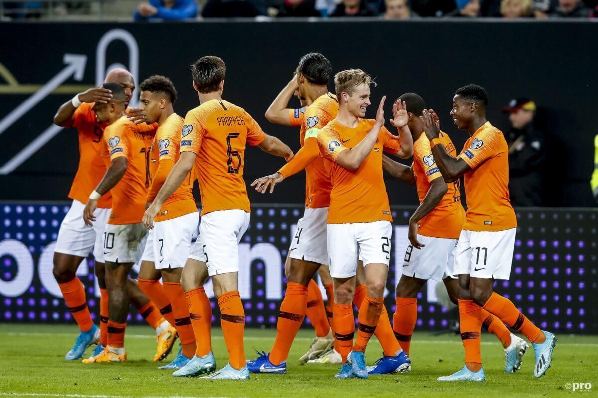Samenvatting Duitsland - Nederland