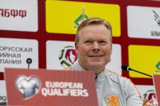 Twee debutanten in selectie komende EK-kwalificatieduels