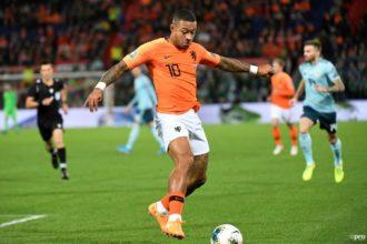 Vermoedelijke opstelling voor Nederland – Italië