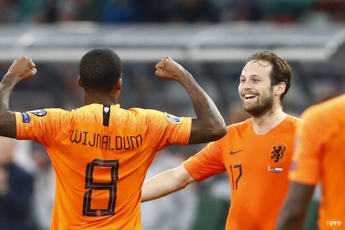 Nederland wint uit van Wit-Rusland