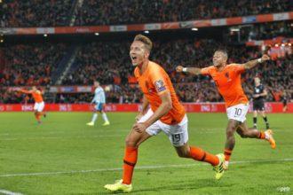 Nederland rekent in bloedstollend duel af met Noord-Ierland