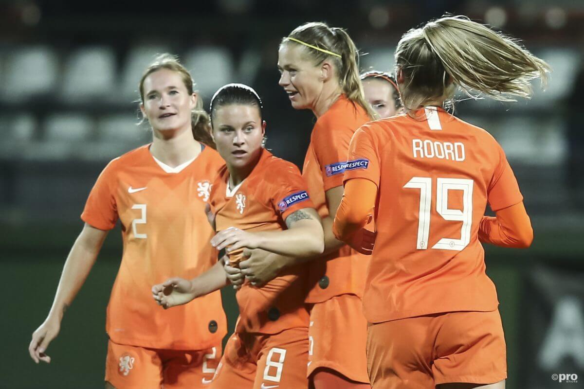 Samenvatting: Slovenië - Nederland