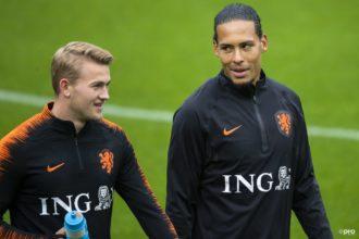 Het programma van Oranje in aanloop naar EK 2020