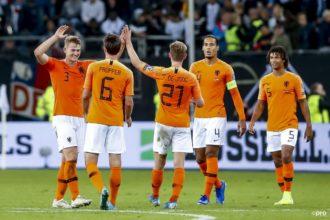 Vijf Oranje-spelers maken kans op Gouden Bal