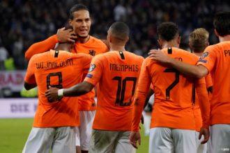 Wedden op sport: kwalificatiewedstrijden Nederlands elftal