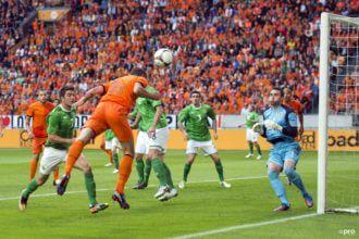 Wedstrijd van toen: Nederland – Noord-Ierland (6-0)