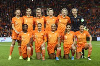 Oranje Leeuwinnen treffen Estland in stadion van FC Groningen