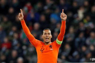Oranje plaatst zich voor het EK na gelijkspel tegen Noord-Ierland