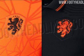 Zijn dit de nieuwe shirts van Oranje voor EK 2020?