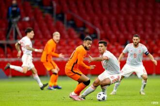 Samenvatting Nederland – Spanje (1-1)