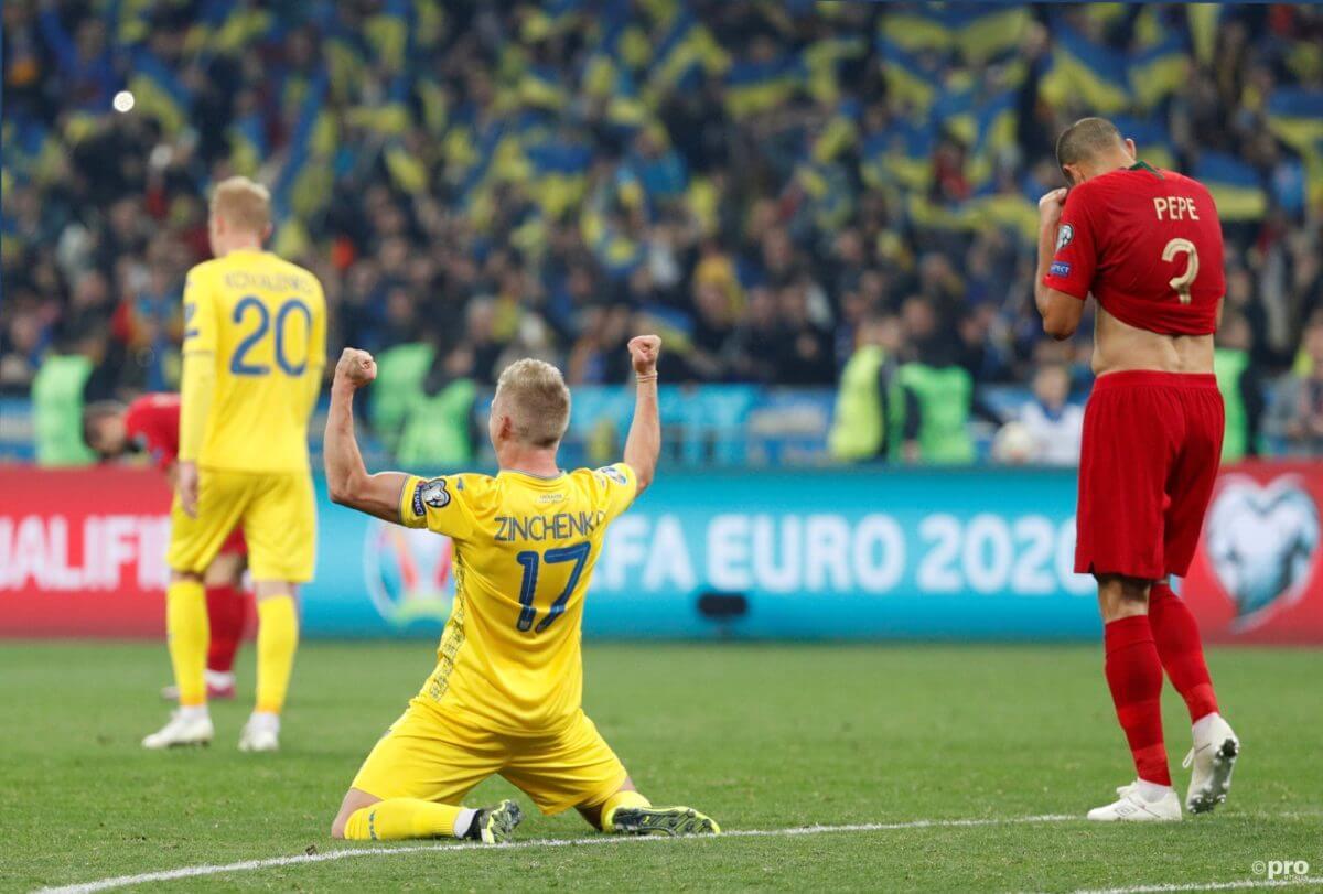 Oekraïne is één van de tegenstanders van Oranje op het EK 2020