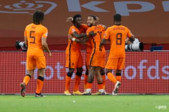 Oranje verslaat Polen met 1-0