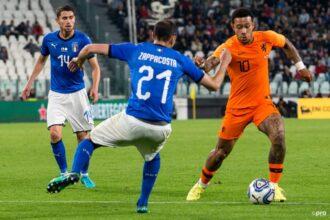 Het Nederlandse elftal op weg naar hun eerste Nations League overwinning?