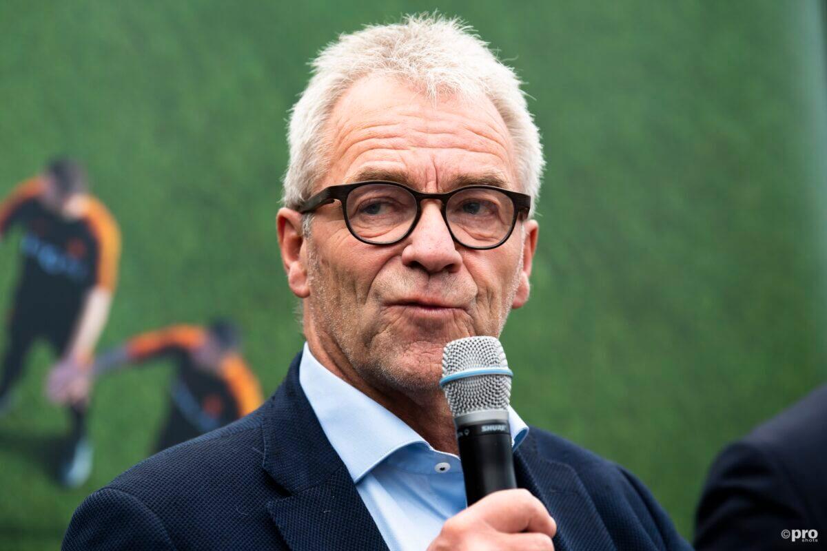 KNVB-directeur Gudde:
