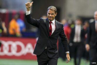 Frank de Boer is de nieuwe bondscoach van Oranje