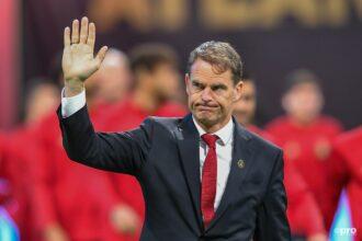 'KNVB ziet in de Boer de nieuwe bondscoach'