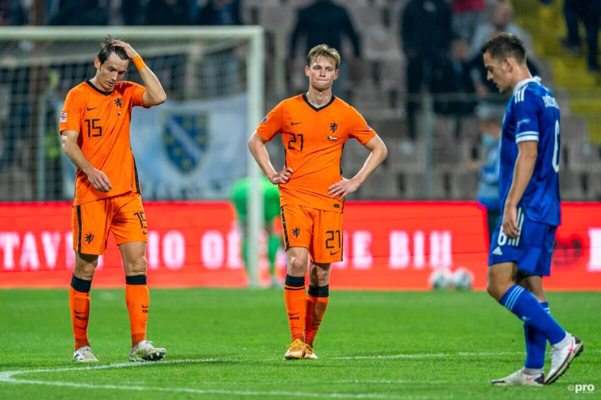 Samenvatting: Nederland - Bosnië