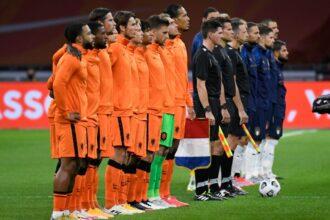 De vermoedelijke opstelling voor Nederland – Spanje