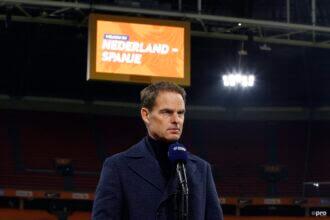 De Boer: 'Dan maar tegen Bosnië'