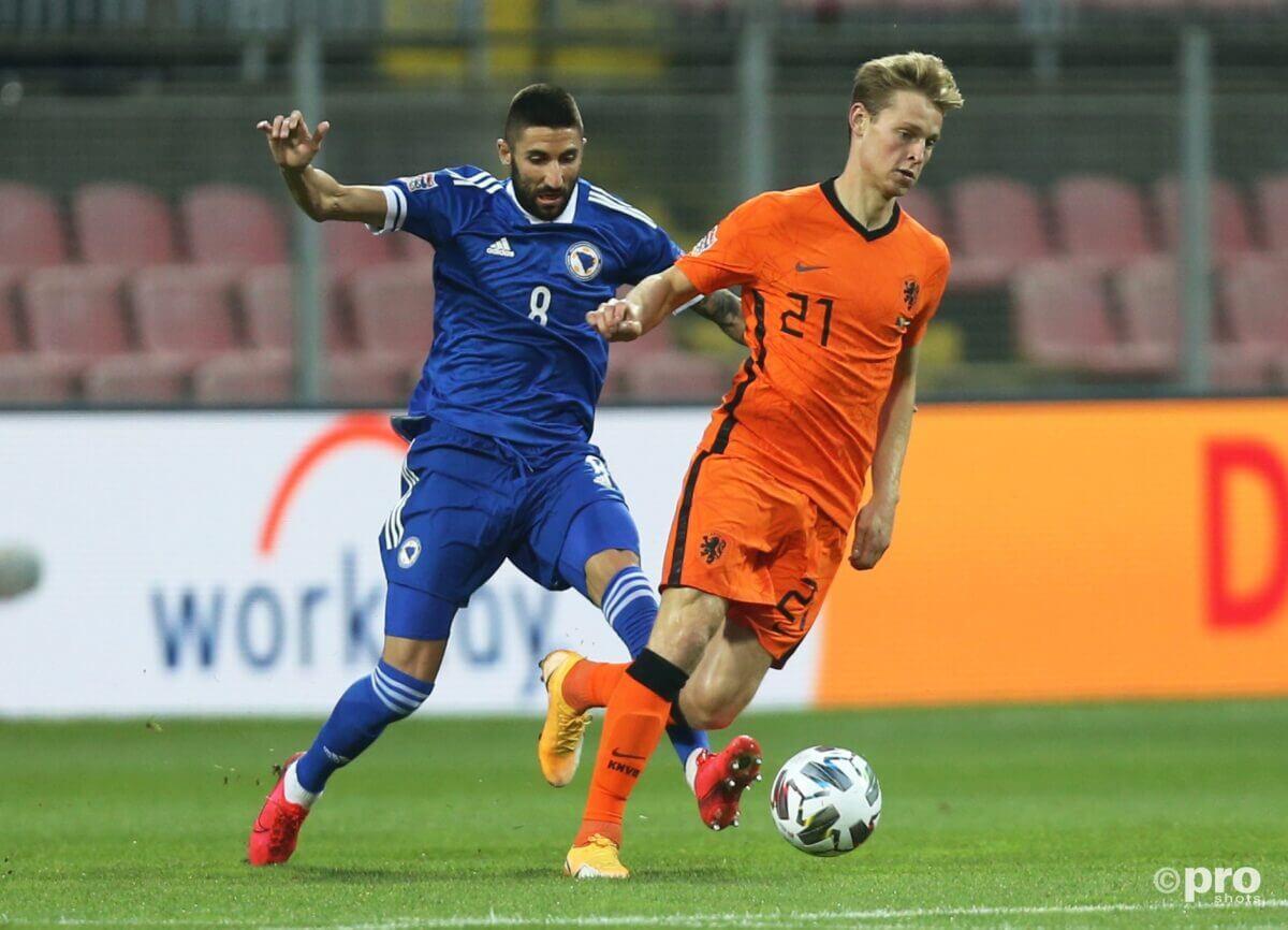 Voorbeschouwing op Nederland tegen Bosnië