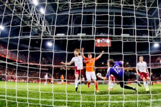 Wedstrijd van toen: Nederland – Letland (6-0)