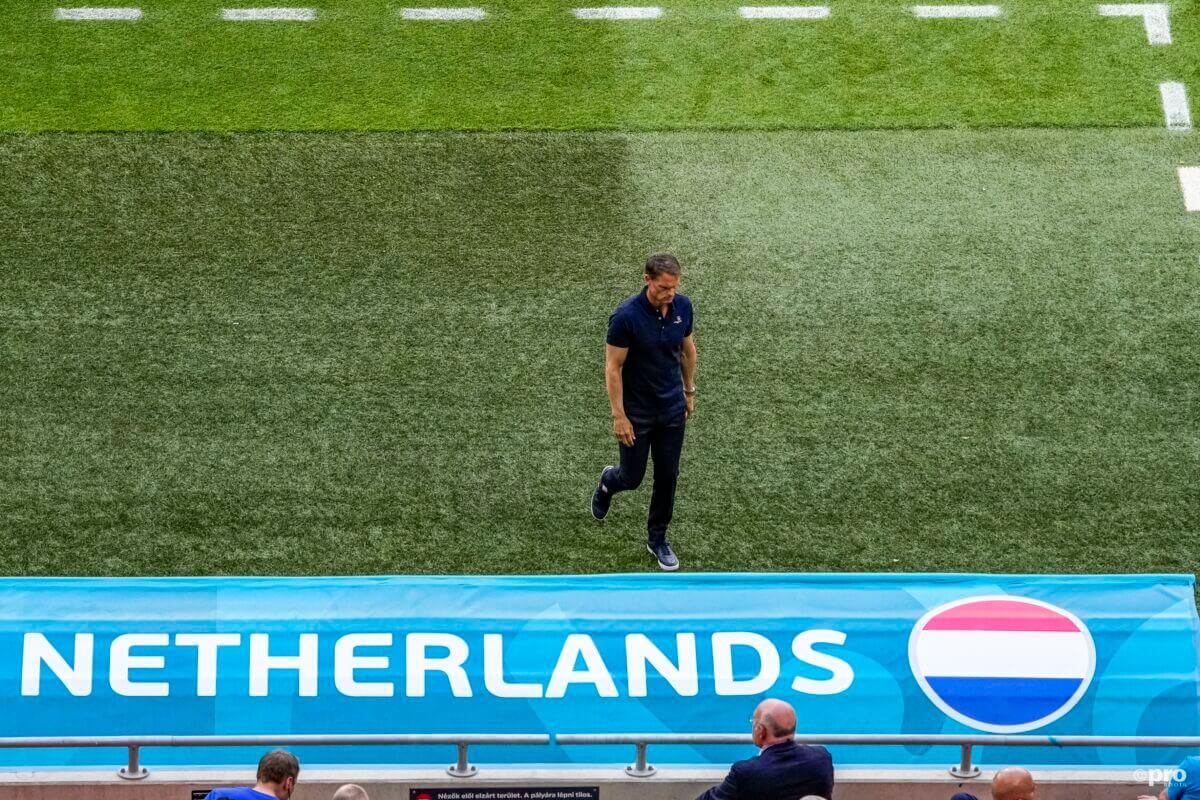 Afscheid van Frank de Boer