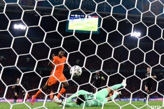 De doelpunten bij Nederland – Oostenrijk
