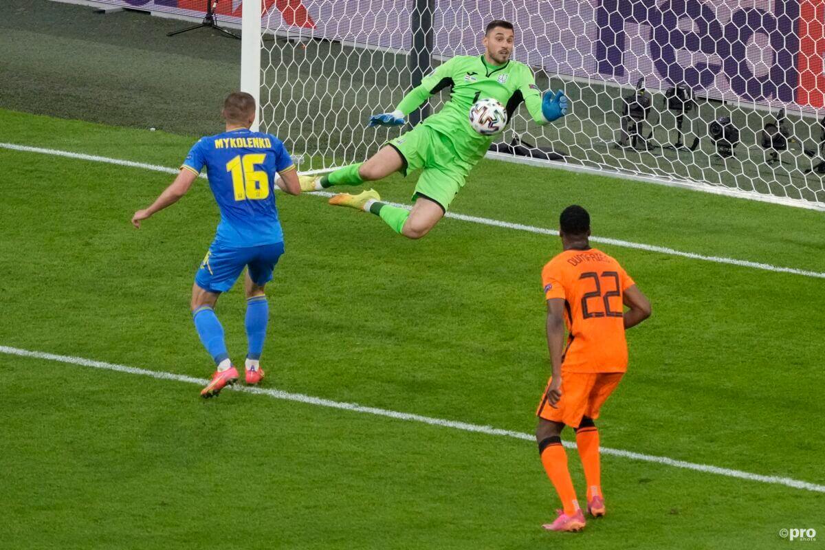 Kansen van Oranje tegen Oekraíne