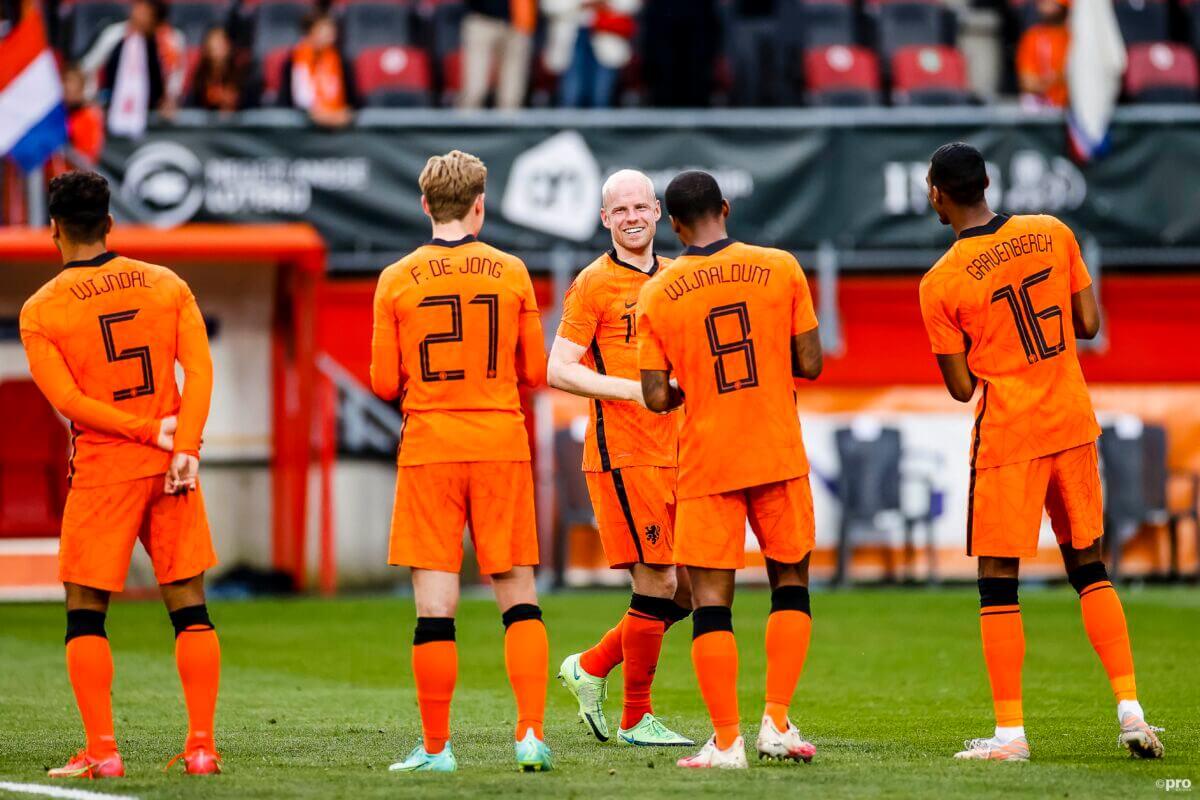 De middenvelders van Oranje dit EK