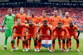 De verdedigers van Oranje op het EK