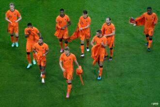 Hoe wordt de tegenstander van Oranje in de achtste finale bepaald?