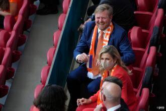 Koning en koningin niet aanwezig bij Nederland – Oostenrijk