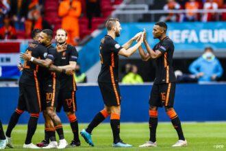 Memphis zet Oranje op 1-0 tegen Noord-Macedonië