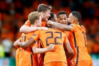 Oranje na winst tegen Oostenrijk groepswinnaar