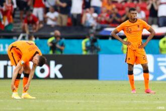 Oranje strandt in achtste finale tegen Tsjechië