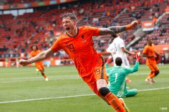 Oranje naar EK met overwinning op Georgië op zak