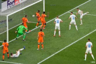 Oranje 1-0 achter tegen Tsjechië