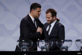 'Spanje woest om uitspraken Vd Vaart'